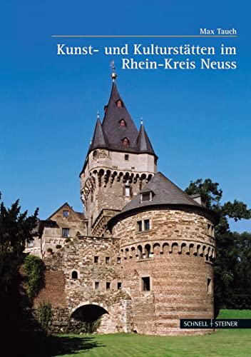 9783795418137: Kultur- Und Kunststatten Im Rhein-kreis Neuss (Grosse Kunstfuhrer) (German Edition)