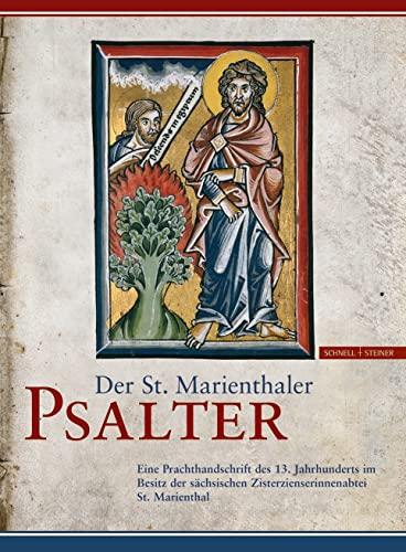 9783795418274: Der St. Marienthaler Psalter: Eine Prachthandschrift Des 13. Jahrhunderts Im Besitz Der Sachsischen Zisterzienserinnenabtei St. Marienthal (German Edition)