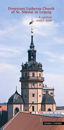9783795418878: Protestant Lutheran Church of St. Nikolai in Leipzig: A Spiritual Church Guide