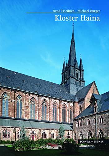 9783795421212: Kloster Haina (Grosse Kunstfuhrer) (German Edition)