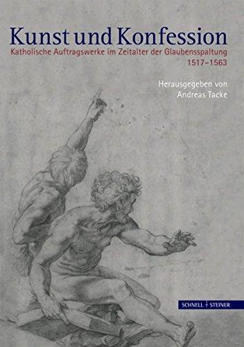 9783795421335: Kunst und Konfession: Katholische Auftragswerke im Zeitalter der Glaubenspaltung 1517-1563