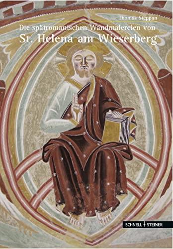 9783795422158: Die spätromanischen Wandmalereien von St. Helena am Wieserberg (Grosse Kunstfuhrer)