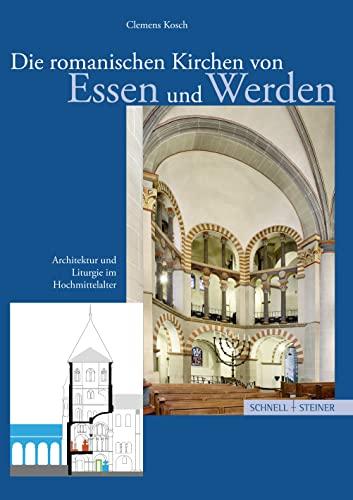 9783795423469: Die Romanischen Kirchen Von Essen Und Werden: Architektur Und Liturgie Im Hochmittelalter (Grosse Kunstfuhrer) (German Edition)