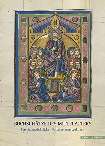 9783795424442: Buchschatze Des Mittelalters: Forschungsruckblicke - Forschungsperspektiven