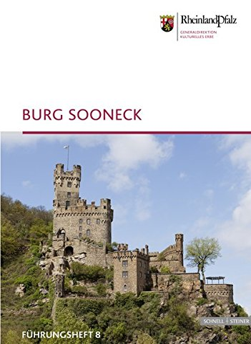 9783795426019: Burg Sooneck (Fuhrungshefte Der Edition Burgen, Schlosser, Altertumer Rheinland-Pfalz)