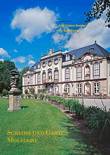 9783795426040: Schloss Und Garten Molsdorf: Graf Gotters Residenz Der Aufklarung (Grosse Kunstfuhrer / Grosse Kunstfuhrer Der Stiftung Thuringer Schlosser Und Garten) (German Edition)
