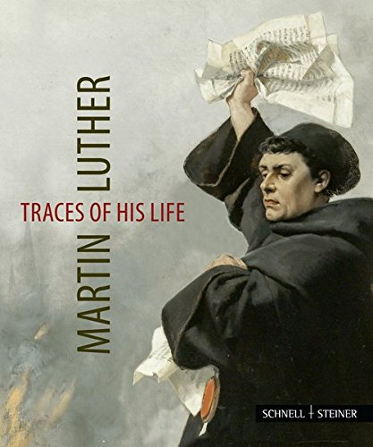 9783795430504: Luther: Traces of His Life