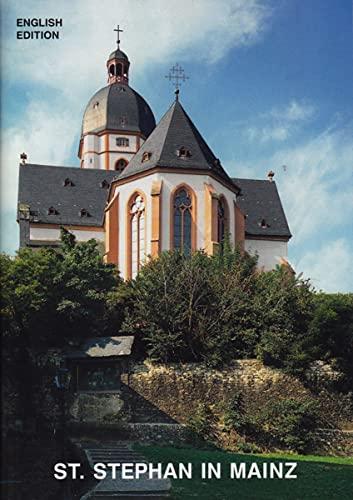 9783795443108: Mainz: St. Stephen, Former collegiate church, now parish church