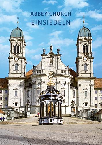 einsiedeln abbey church kleine kunstfuhrer kirchen u kloster
