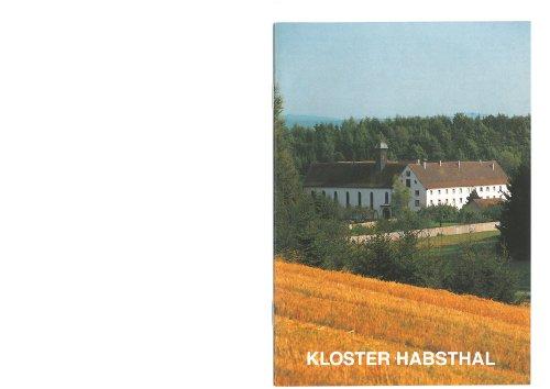 9783795453763: Ostrach: Kloster Habsthal (Kleine Kunstfuhrer)