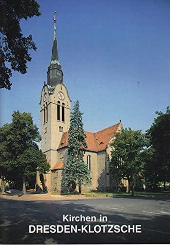9783795459673: Dresden: Die Kirchen in Klotzsche (Kleine Kunstfuhrer) (German Edition)