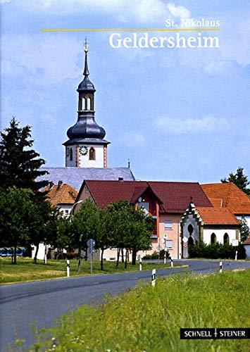 Geldersheim: St. Nikolaus (Paperback): Martin Brändl