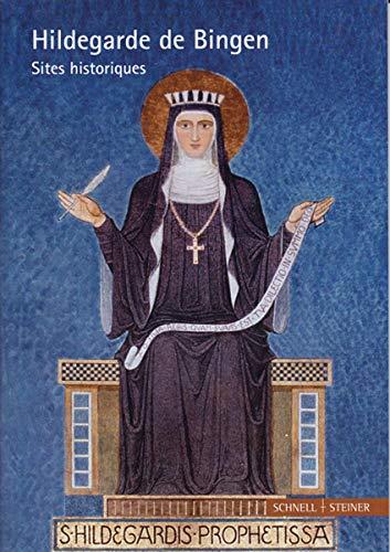9783795480707: Hildegarde de Bingen: Sites historiques