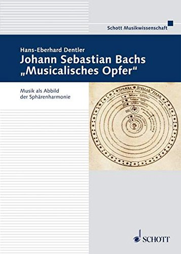"Johann Sebastian Bachs ""Musicalisches Opfer"": Hans-Eberhard Dentler"