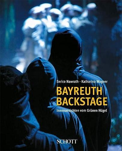 9783795701963: Bayreuth backstage