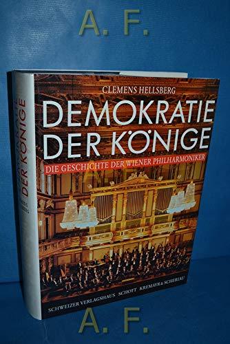 9783795702366: Demokratie der Konige - Books on Music - Book
