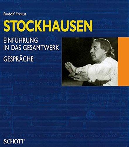 9783795702489: Karlheinz Stockhausen Volume 1: German Language
