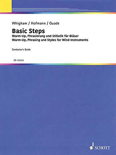 9783795703400: Basic Steps: Begleitheft für den Dirigenten