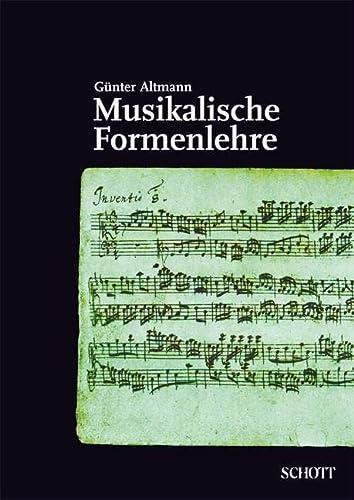 Musikalische Formenlehre: Günter Altmann