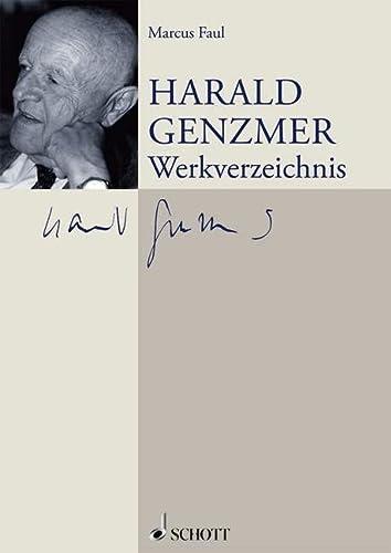 Harald Genzmer: Harald Genzmer