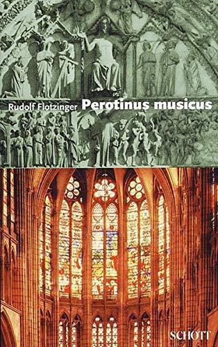 9783795704315: Perotinus Musicus Livre Sur la Musique