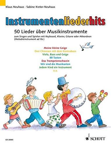 Instrumentenliederhits - Neuhaus, Klaus (Hg)