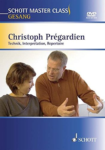 Schott Master Class Gesang: Christoph Prégardien