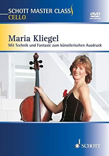 Schott Master Class Cello: Maria Kliegel
