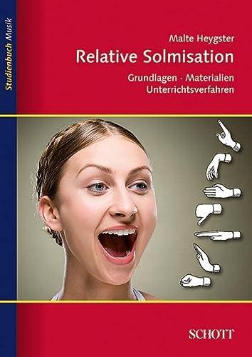 Relative Solmisation: Malte Heygster