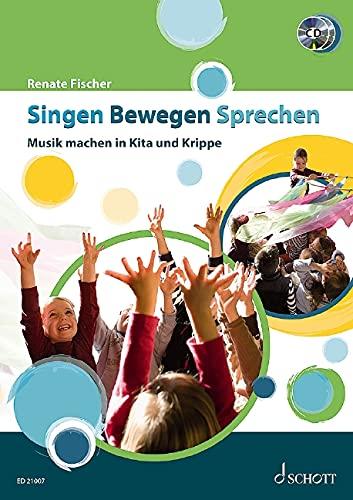 9783795707422: Singen Bewegen Sprechen: Musik machen in Kita und Krippe