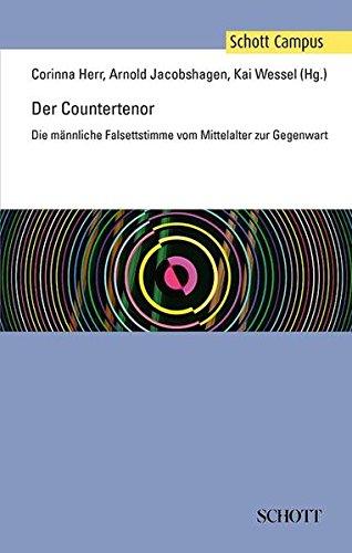 Der Countertenor: Corinna Herr