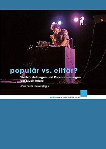 Populär vs. elitär?: Schott Music