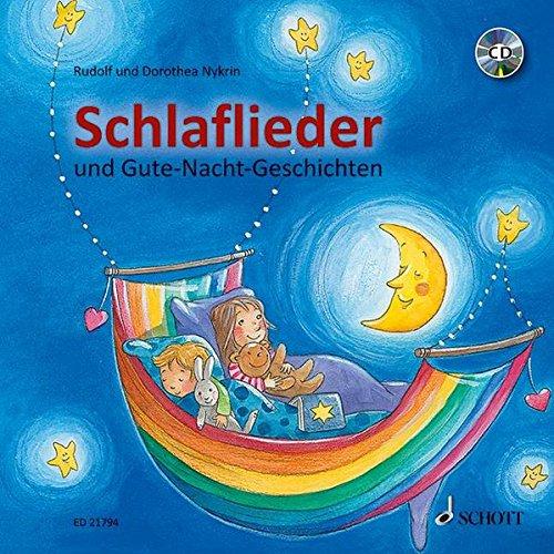 9783795708504: Schlaflieder und Gute-Nacht-Geschichten: Ausgabe mit CD