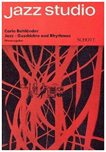 9783795715007: Jazz - Geschichte und Rhythmus