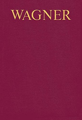 9783795722012: Wagner Werkverzeichnis: German Text