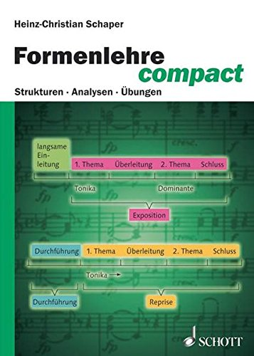 9783795723866: Formenlehre compact