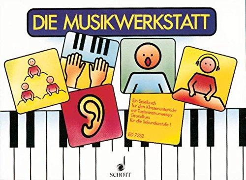 9783795726461: Die Musikwerkstatt, Schülerheft