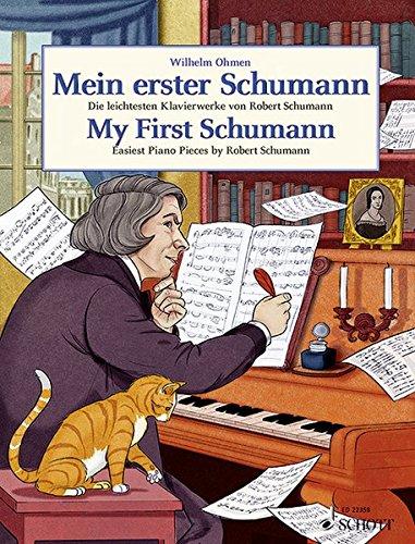 Mein erster Schumann: Die leichtesten Klavierwerke von