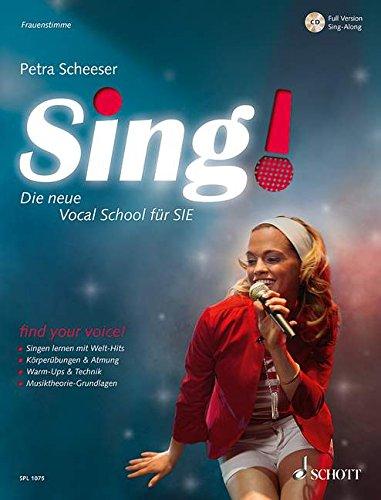 9783795745790: Sing! Band 1. Frauenstimmen: Die neue Vocal School f�r Anf�nger