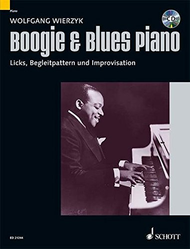 9783795746056: Boogie Blues Piano