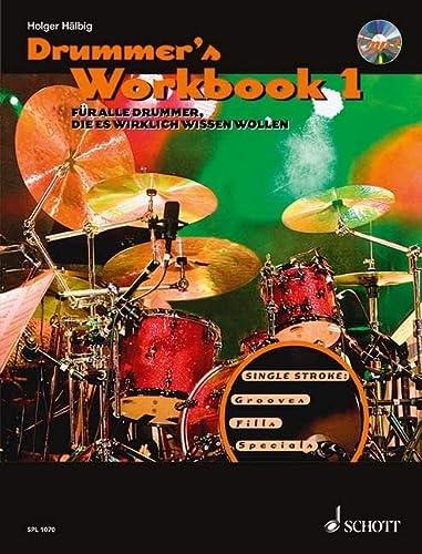 Drummer's Workbook: Für alle Drummer, die es: Hälbig, Holger