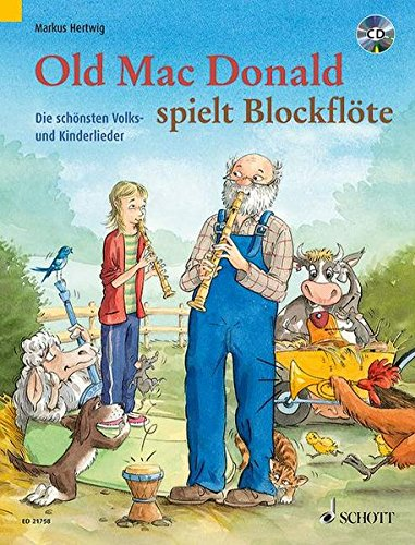 9783795748098: Old Macdonald Plays Recorder