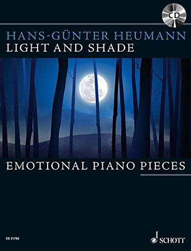 9783795748272: Light And Shade: 12 Emotional Piano Pieces. Klavier. Songbook mit CD.