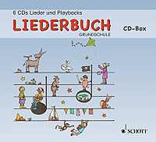Liederbuch Grundschule Lehrer-CD-Box, 6 Audio-CDs: Friedrich Neumann