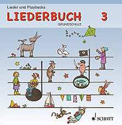 9783795748777: Liederbuch Grundschule. Lehrer-CD 3: Lese- und Filmnacht / Winter und Weihnachtsfest. CD