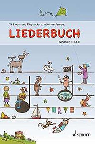 9783795748821: Liederbuch Grundschule Lehrer-CD - 24 Lieder und Playbacks zum Kennenlernen, Audio-CD