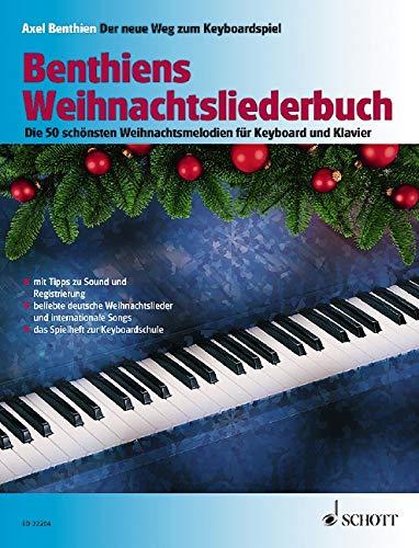 9783795749910: Benthiens Weihnachtsliederbuch