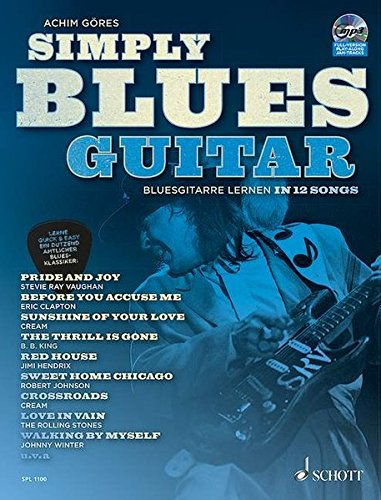 9783795749927: Simply Blues Guitar, m. Audio-CD