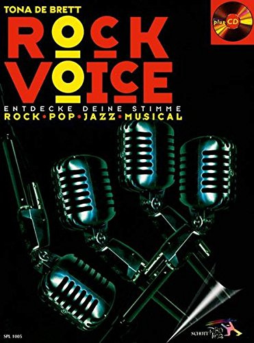 9783795750541: Rock Voice. Inkl. CD.