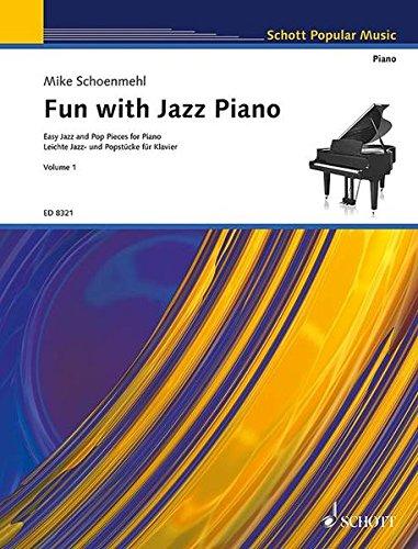 9783795750572: FUN WITH JAZZ PIANO VOL. 1